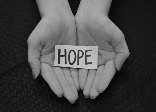 hope-hand